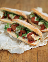 Melting Meatball Sandwiches