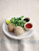 Soy and Ginger Tuna Fishcakes