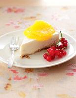 Ricotta & Maple Syrup Cheesecake