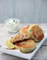 Chilli and Lemon Fishcakes