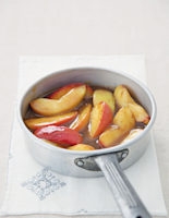 Pan-Fried Toffee Apples