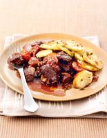 Venison & Chestnut Stew