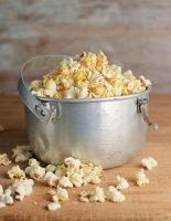 Popcorn with Chilli Oil