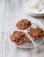Coconut and Sultana Cookies