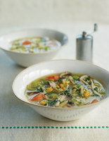 Feed-a-Cold Chicken Soup