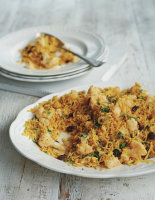 Quick Spiced Cauliflower Pilau