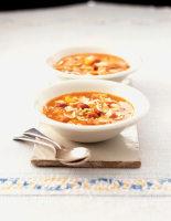 Pancetta & Borlotti Soup