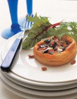 Tomato & Mozzarella Tartlets