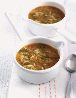 Tomato Risoni Soup