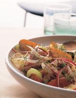 Celery, Red Onion & Potato Salad