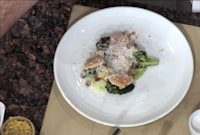 How to Make a Roasted Broccoli Floret Salad