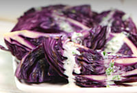 How to Make Grilled Cabbage Salad