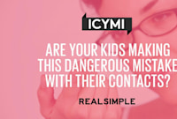 Are Your Kids Making This Dangerous Mistake With Their Contacts?
