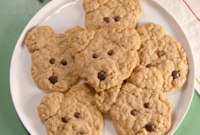 How To Turn Oatmeal Cookie Mix Into Teddy Bear Cookies