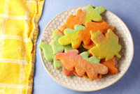 These Leaf Cookies Are Seriously ADORABLE