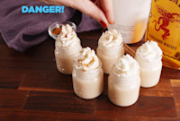 Warning: These Snickerdoodle Shots Taste Like Cookies And Milk