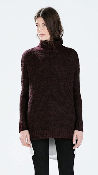 10 chunky sweaters you'll live in all season long