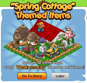 SPP! Ranch Spring Cottage Theme