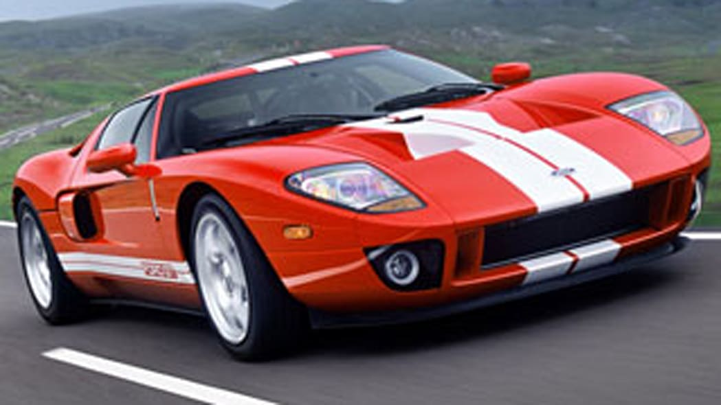 Ford GT (2005-2006)