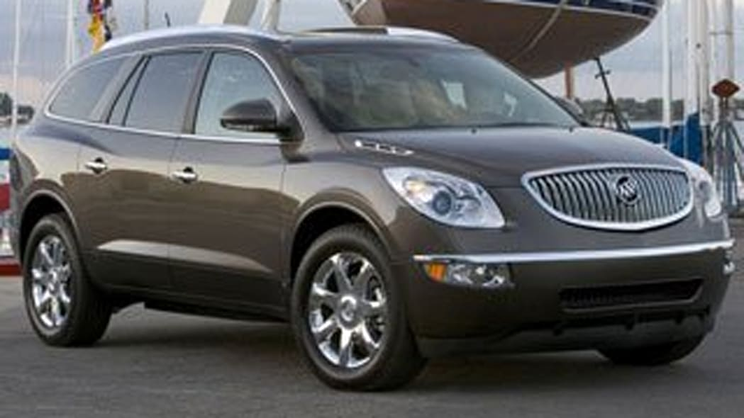 Large SUV: Buick Enclave