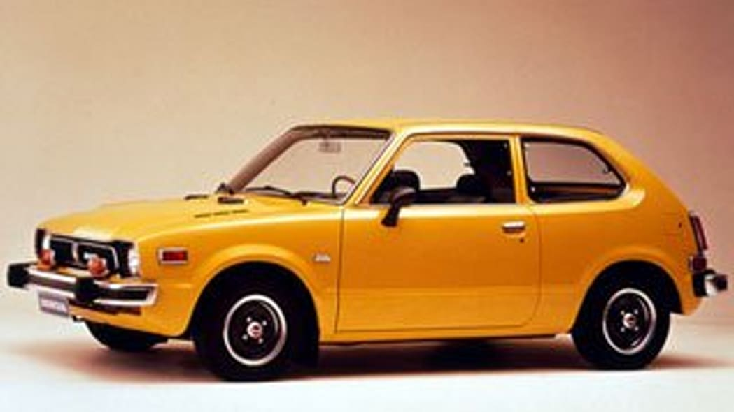 1975 Honda Civic CVCC