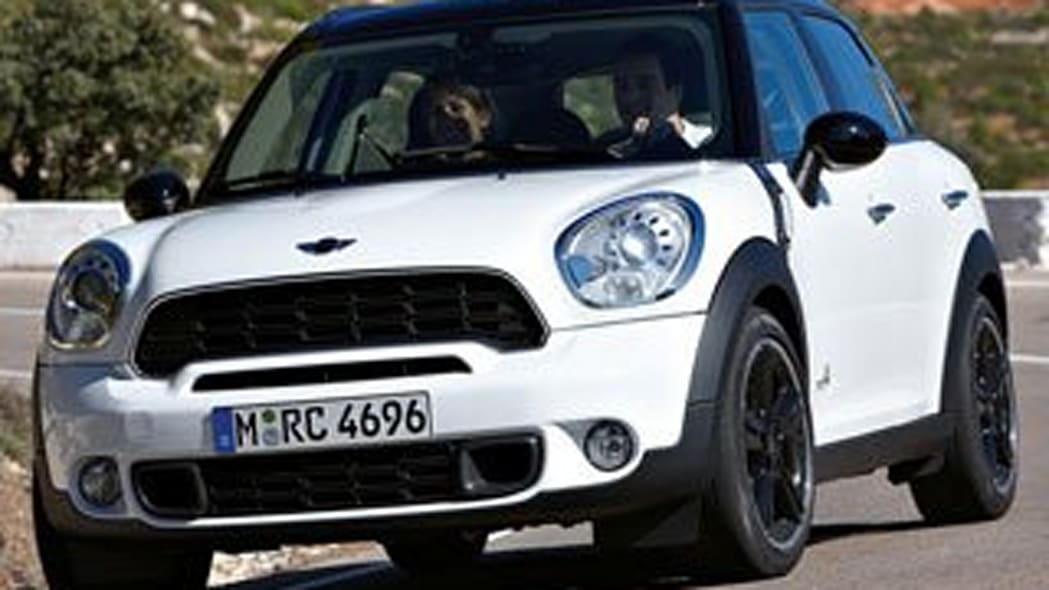2. Mini Countryman