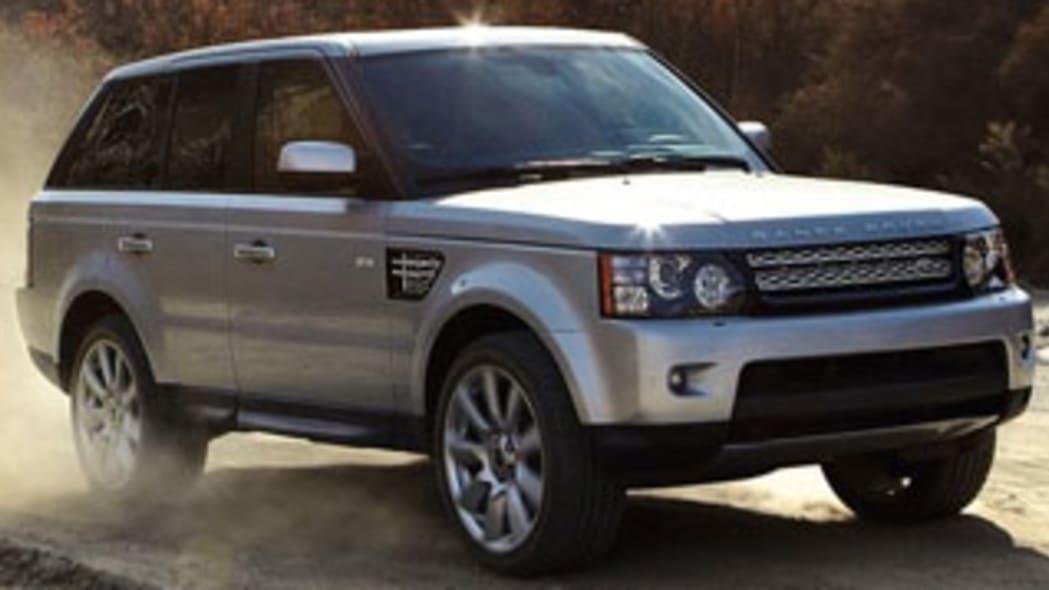 9. Land Rover Range Rover