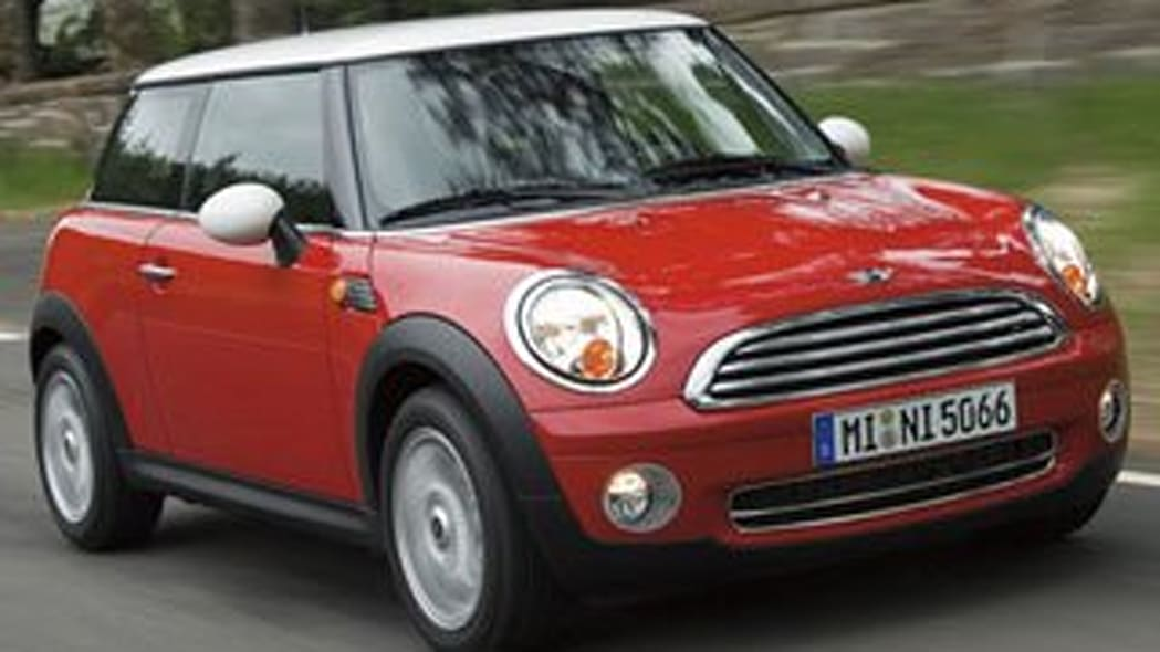Sporty Car - MINI Cooper