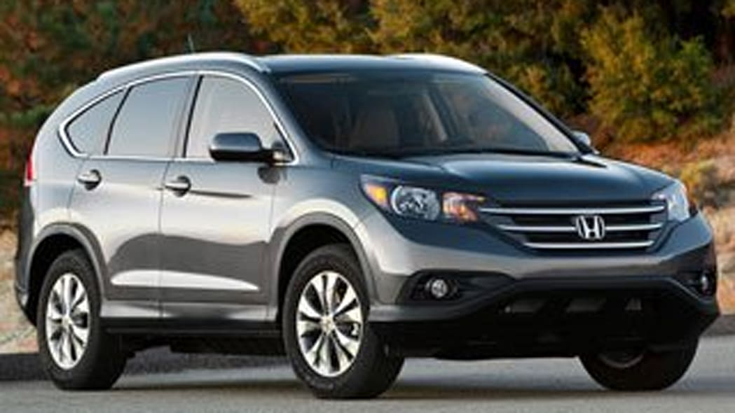 Small SUV - Honda CR-V