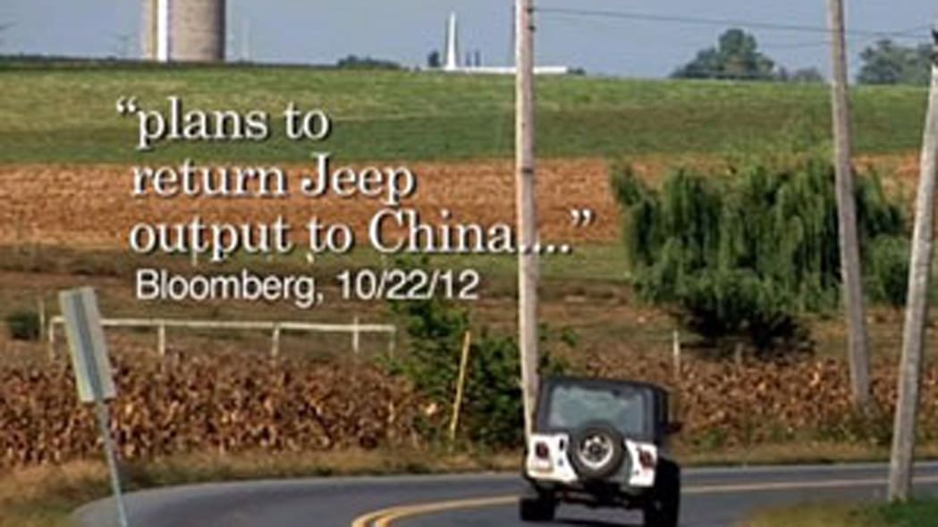 Romney's Auto Ad Named Lie Of The Campaign