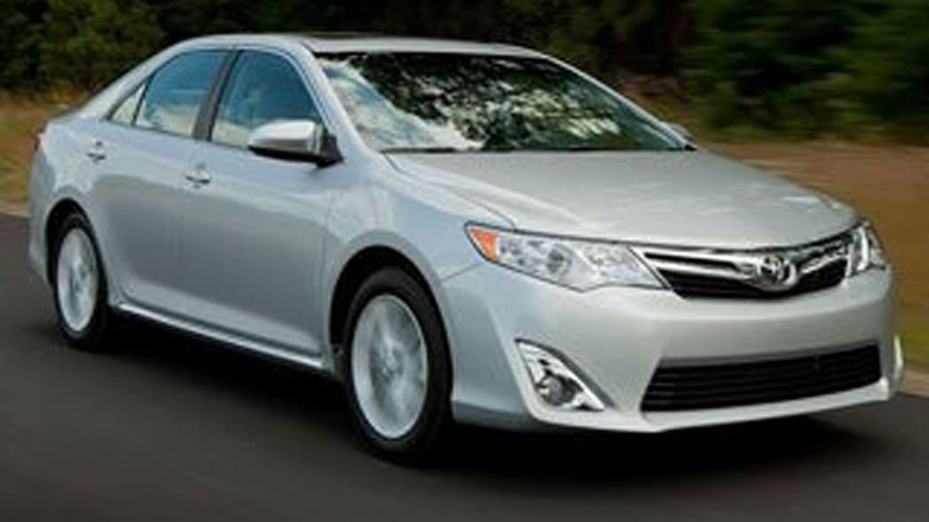 Best Seller No. 3: Toyota Camry
