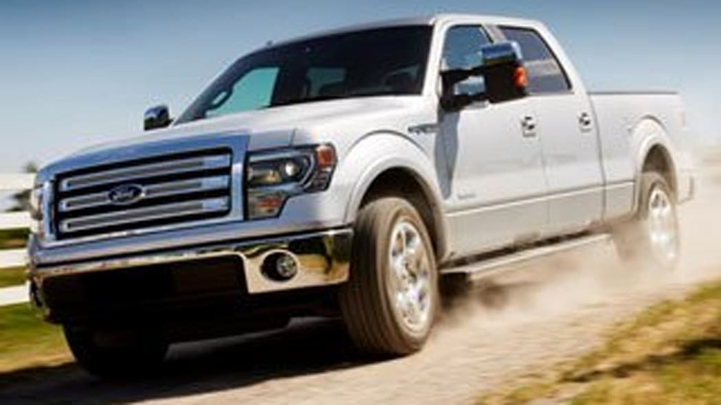 Best Seller No. 1: Ford F-Series