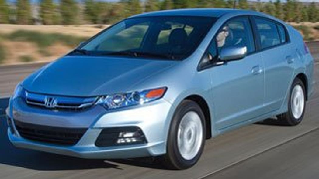 Biggest Disappointment No. 1: Honda Insight