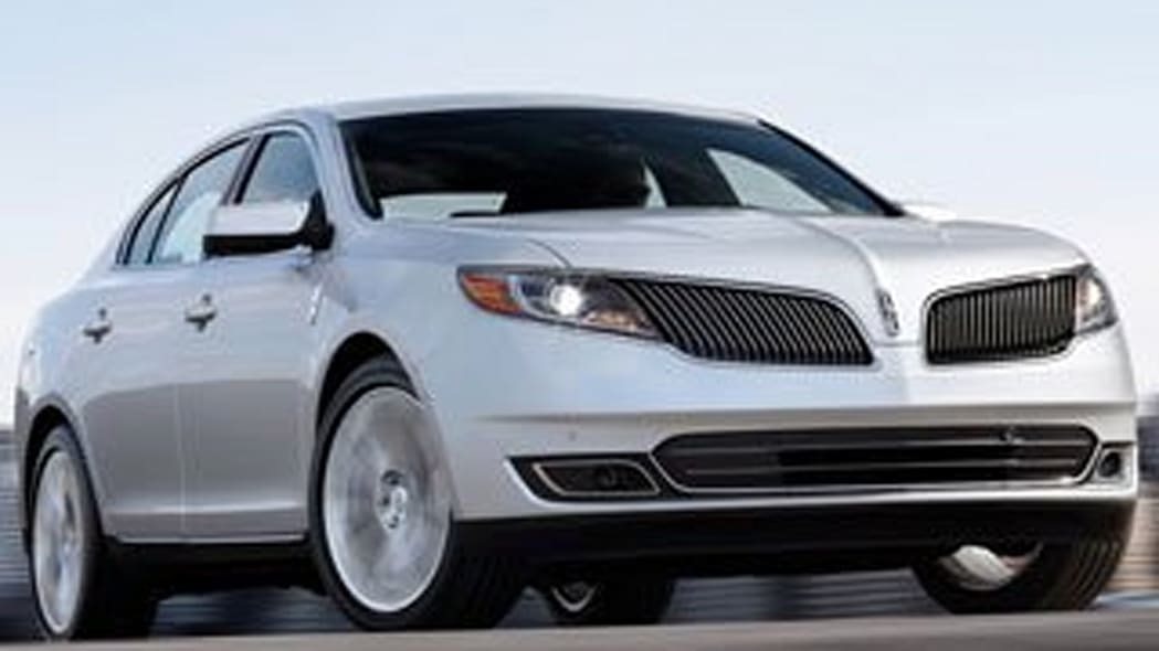 Biggest Disappointment No. 3: Lincoln MKS