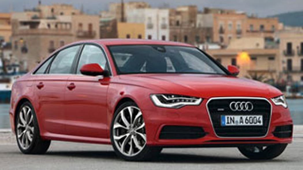 BEST LUXURY CAR: Audi A6