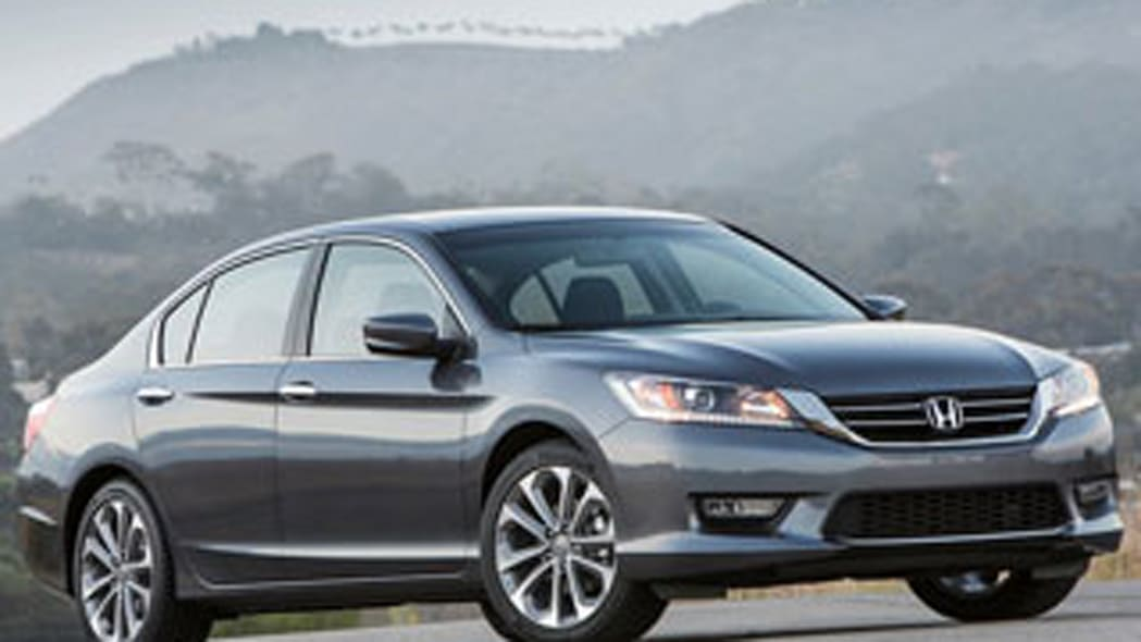 BEST MIDSIZED SEDAN: Honda Accord