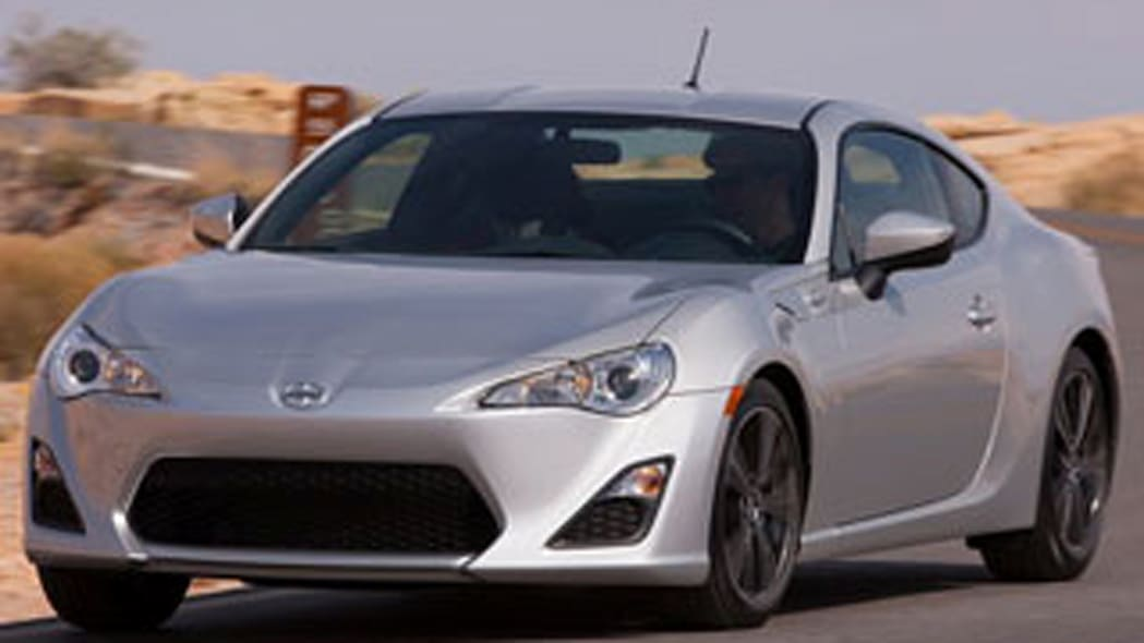 BEST SPORTS CARS: Scion FR-S/Subaru BRZ