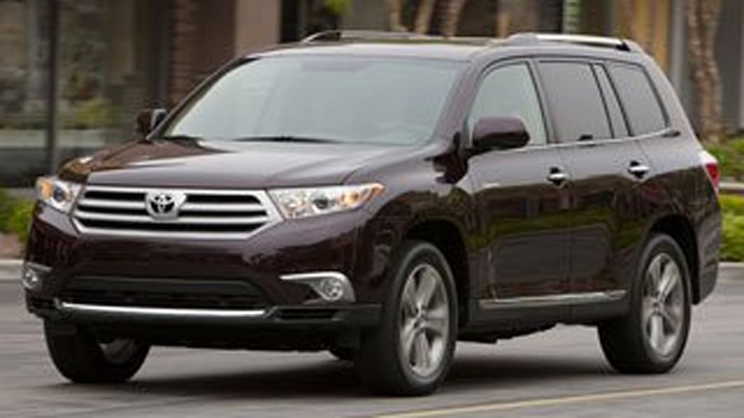 BEST MIDSIZED SUV: Toyota Highlander