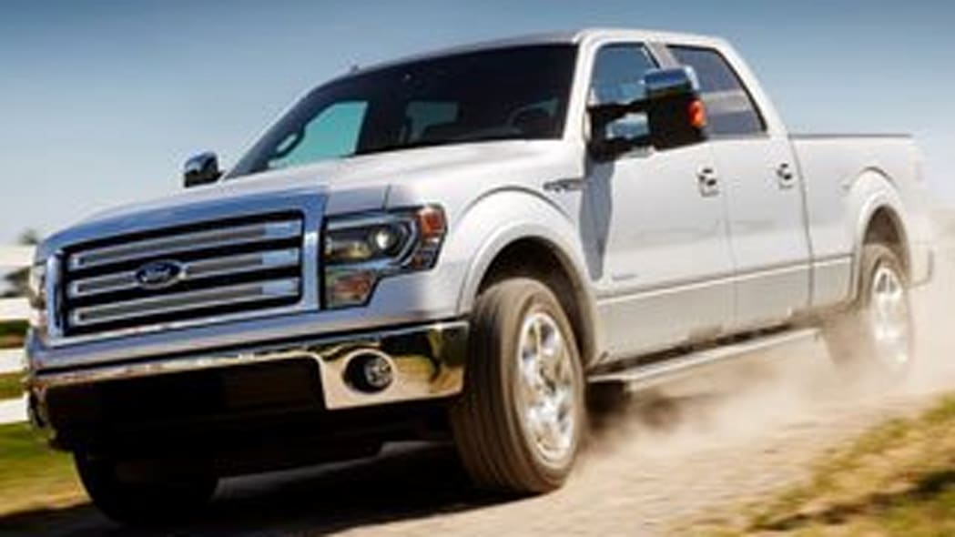 1. Ford F-Series