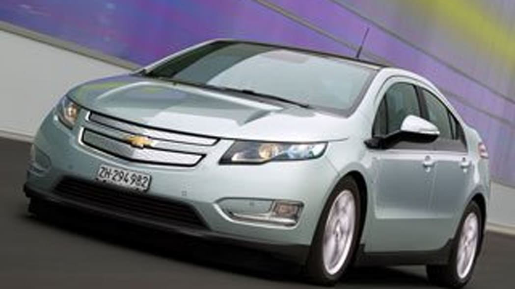 4. Chevrolet Volt