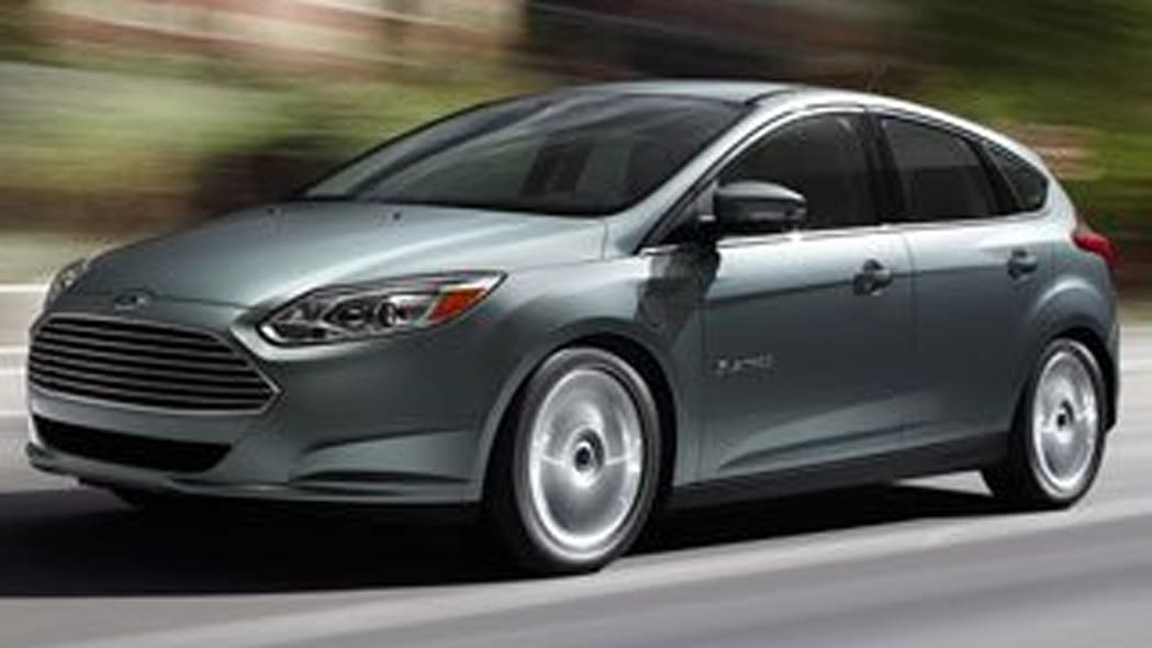 3. Ford Focus Electric