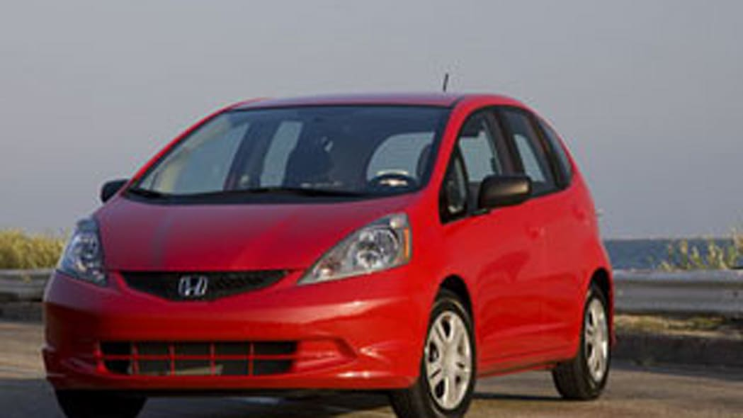 #7 Cheapest: Honda Fit