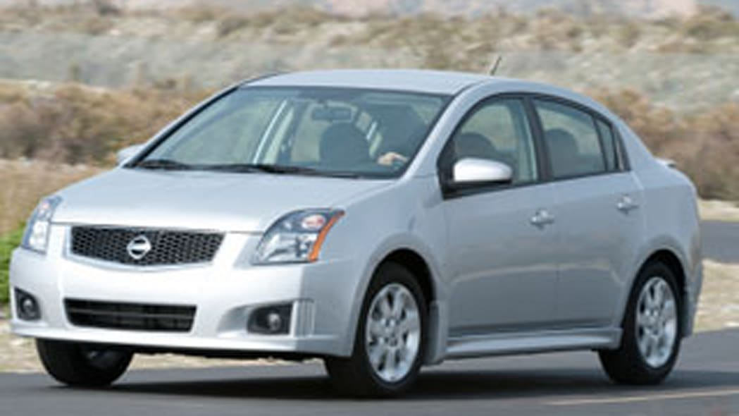 #14 Cheapest: Nissan Sentra