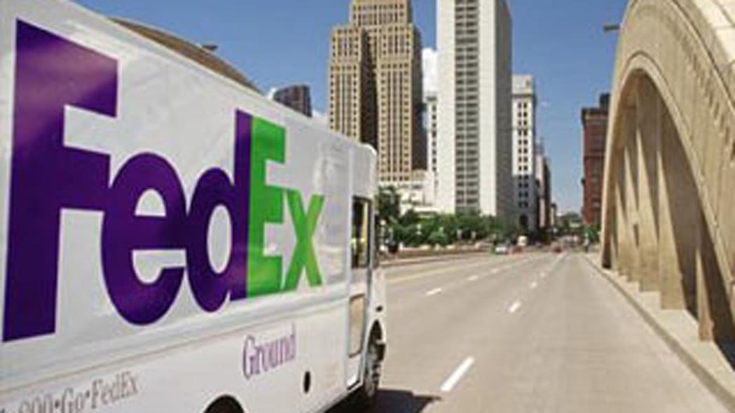 How FedEx Delivers