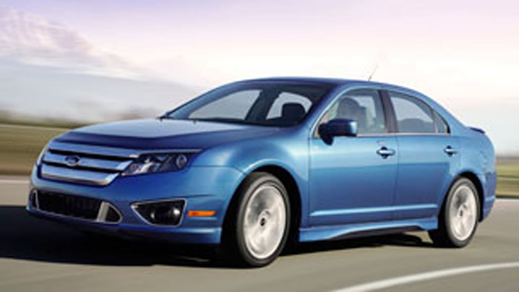 9. Ford Fusion