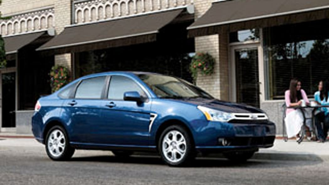 #6 Cheapest: Ford Focus