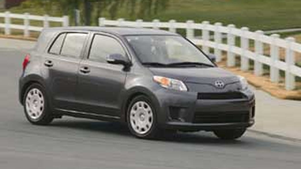 #11 Cheapest: Scion xD