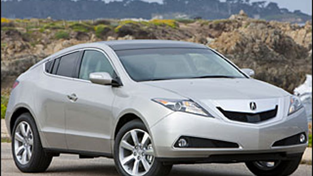 Acura ZDX w/Advance Package