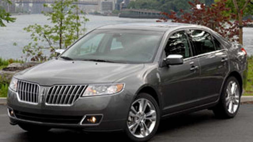 Top Entry Premium Vehicle: Lincoln MKZ