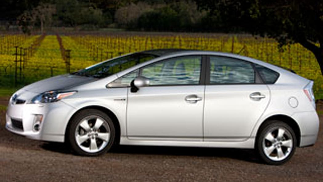 Top Compact Car: Toyota Prius